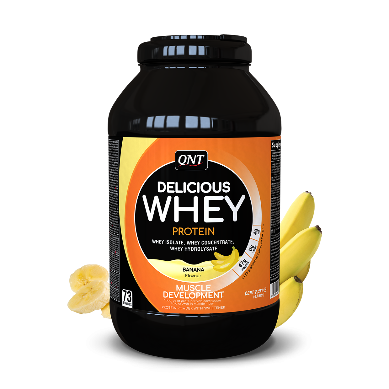Delicious Whey Protein QNT
