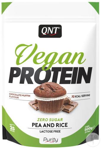 Protéine Vegan QNT