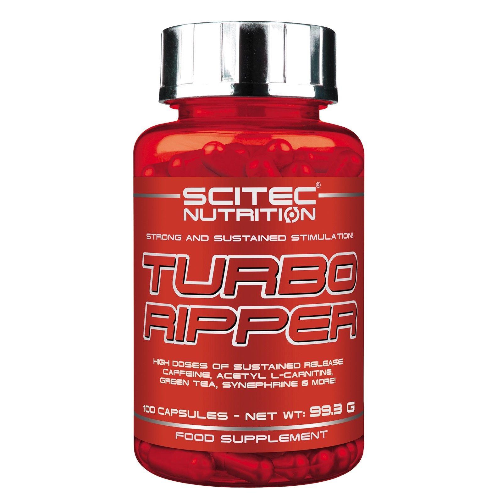 Turbo Ripper SciTec Nutrition