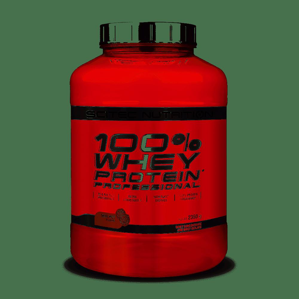 Whey Protein Professionnel SciTec Nutrition