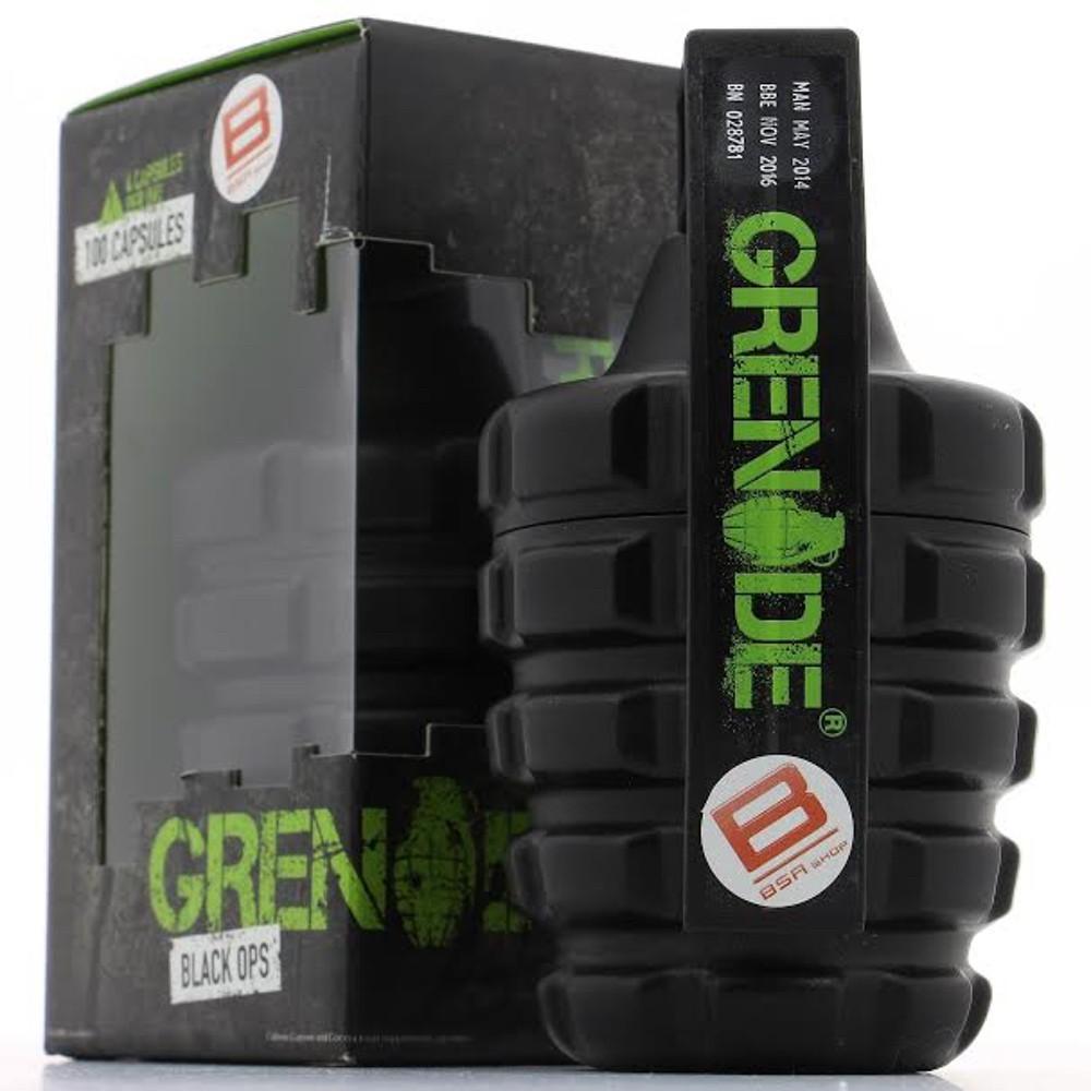 Black OPS Grenade