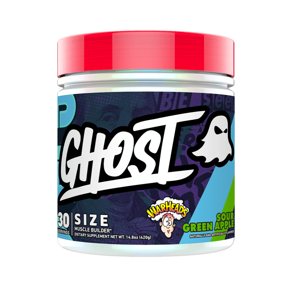 Size 348gr GHOST