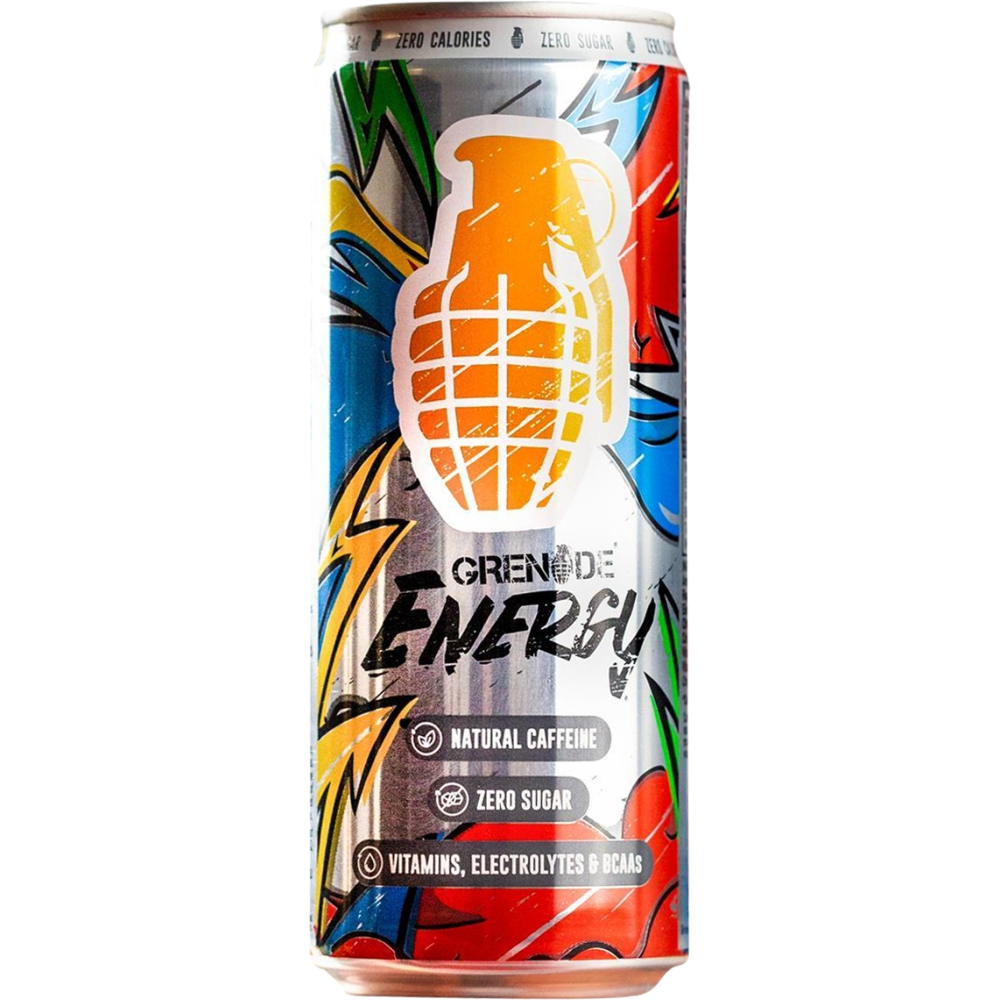 Boisson énergie Grenade 12 x 330 ml