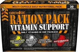 Ration pack Vitamin support Grenade