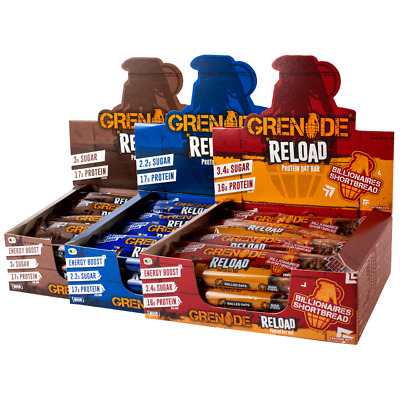 Reload protein bar oat Grenade