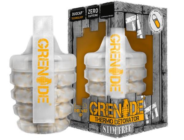 Thermo Detonator sans caféine Grenade