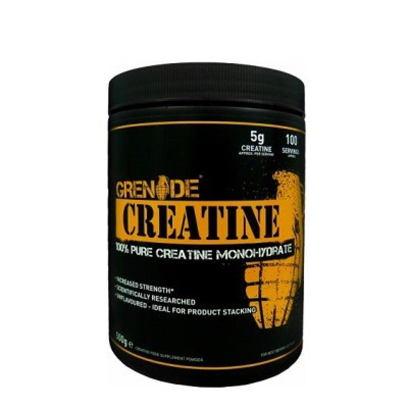 Monohydrate de créatine pure Grenade