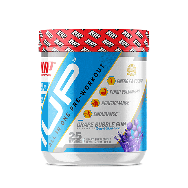 All in one pre-workout 1UP NUTRITION