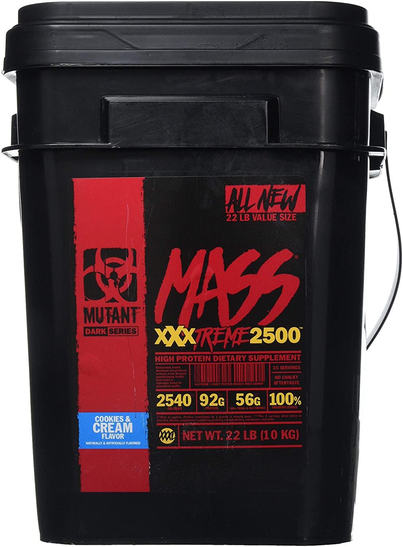 Mutant XXXTreme 2500 10kgs