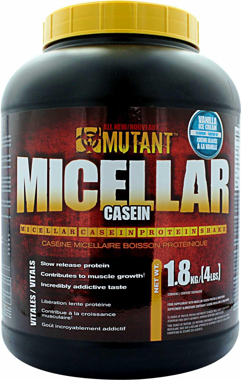 Mutant Caséine micellaire 1,8kgs