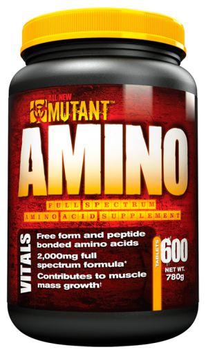 Mutant Amino Tabs