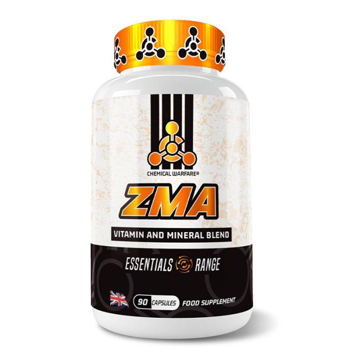 ZMA Chemical Warfare