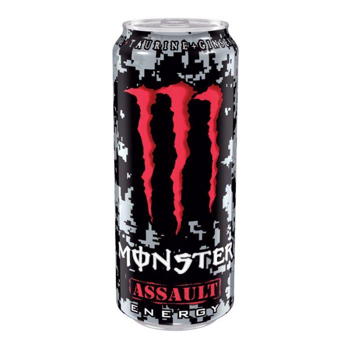 Assaut Monster Energy  12 x 500 ml