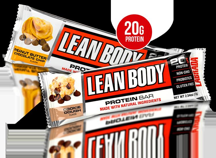 Lean Body 12 barres Labrada
