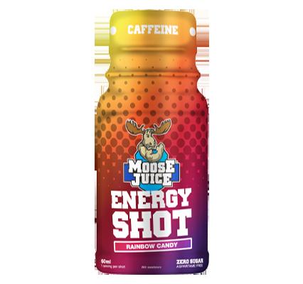 Juice Energy Shot Muscle Moose 12x60ml