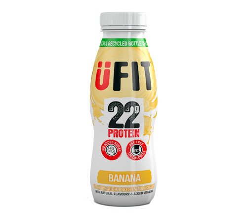 UFIT 22G PROTEIN 8x310ml