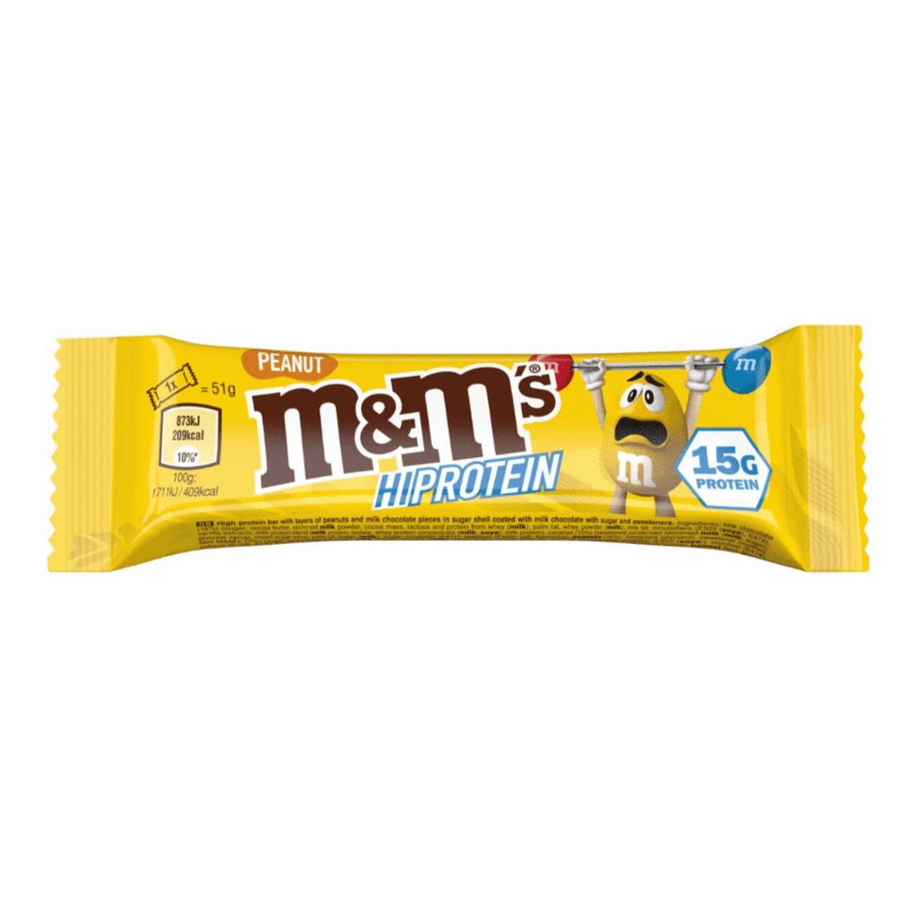 MMS protein bar Hi Protein