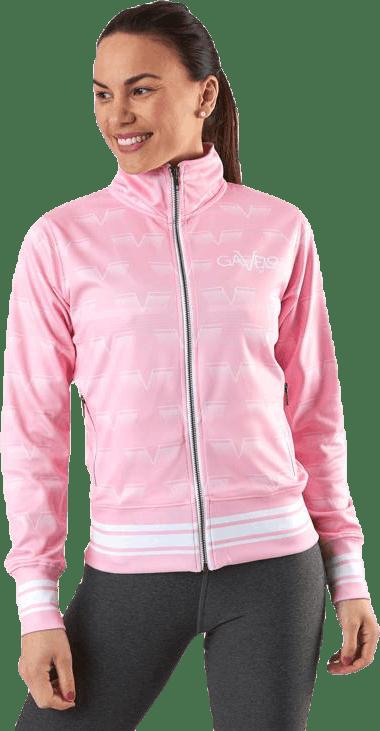 Gavelo Track Jacket Bubblegum