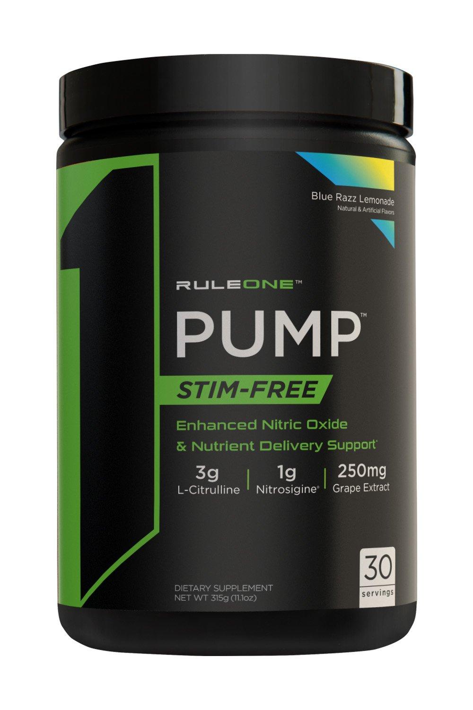 Pump 315g Rule1