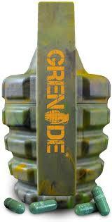 Détonateur thermique 44-100caps Grenade