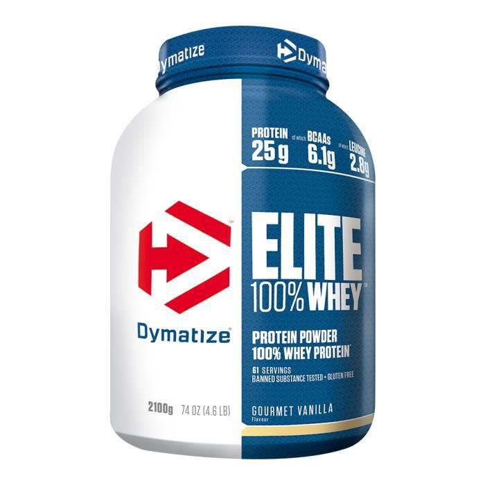 Elite 100% Whey Dymatize