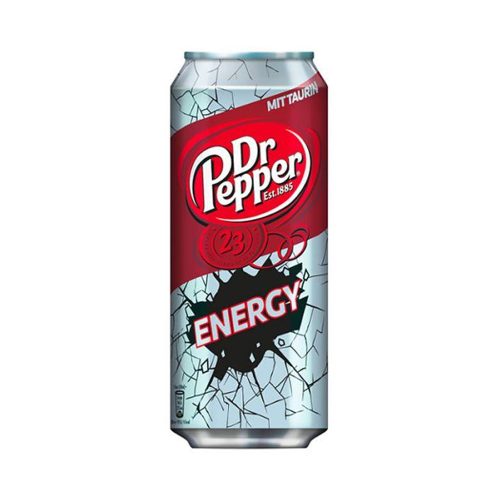 Dr Pepper Energy Drink - 24 x 250 ml