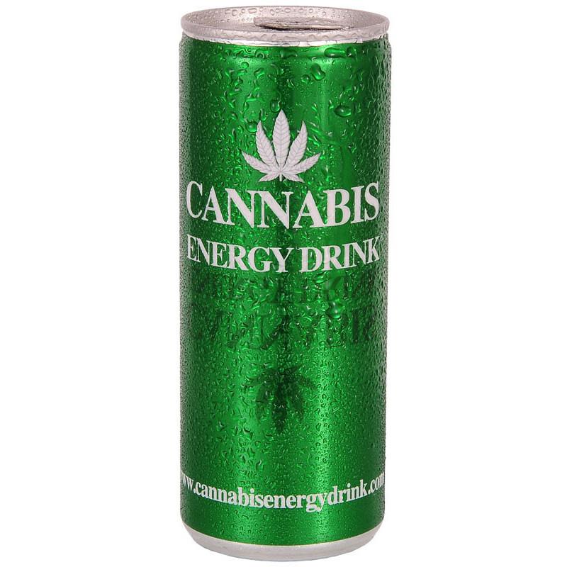 Boisson énergisante au cannabis  24 x 250 ml
