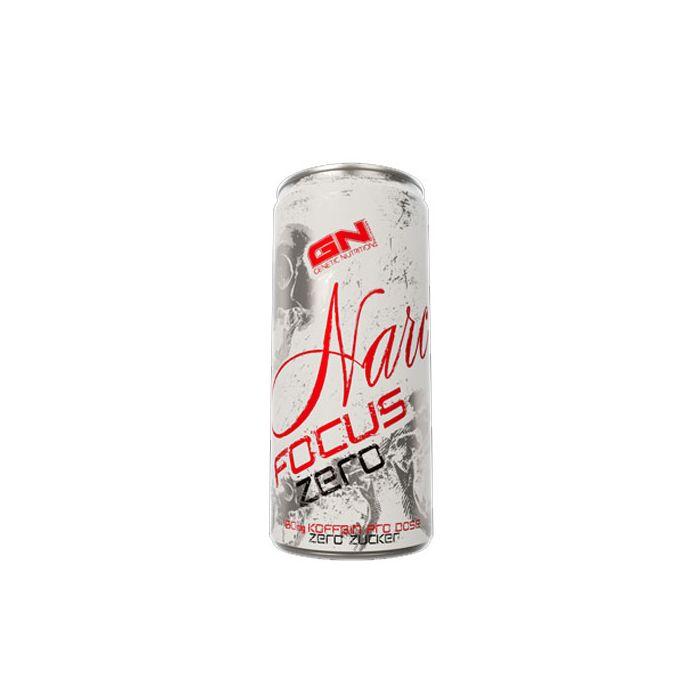 GN Narc Zero Energy Drink 24x250ml