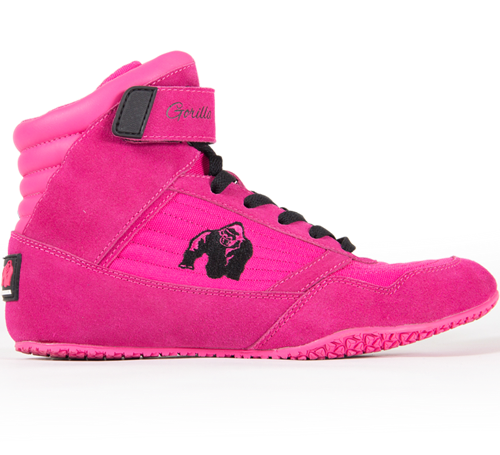 High Tops Rose Gorilla Wear