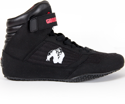 High Tops Noir Gorilla Wear