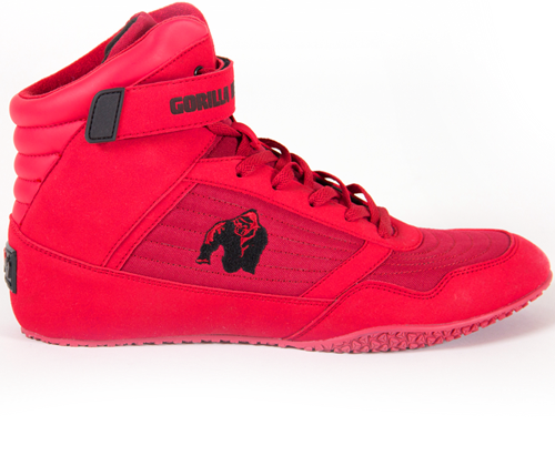 High Tops Rouge Gorilla Wear