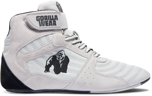 Perry High Tops Pro Blanc Gorilla Wear