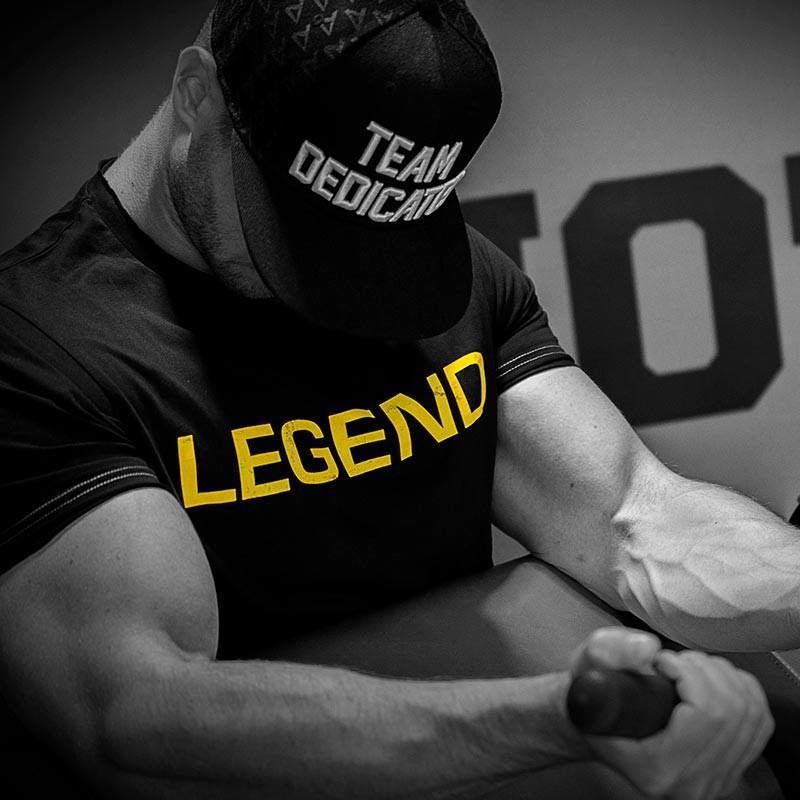 T-shirt Dedicated Legend