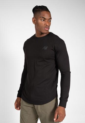 Williams Long Sleeve Noir Gorilla Wear
