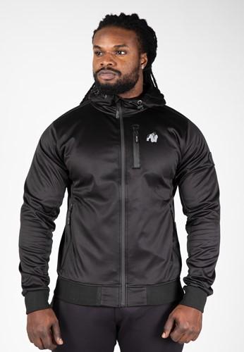 Glendale Softshell Jacket Noir Gorilla Wear