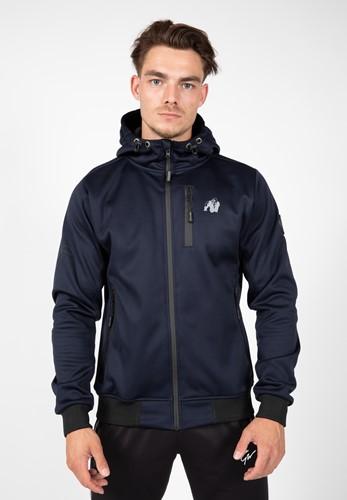 Glendale Softshell Jacket Bleu Gorilla Wear
