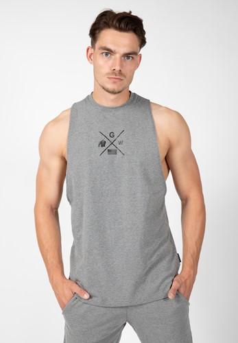cisco-drop-armhole-tank-top-gray-black