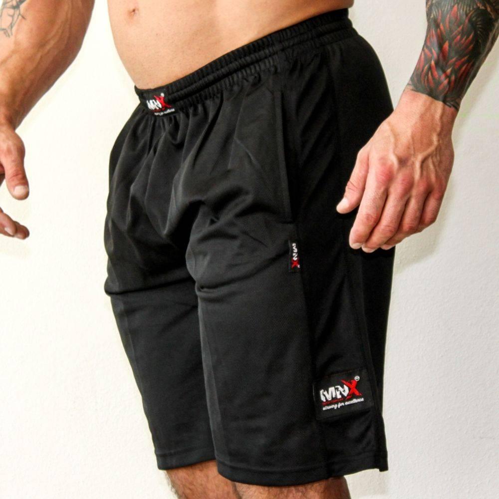 Mesh-functional-shorts-MNX-black-line