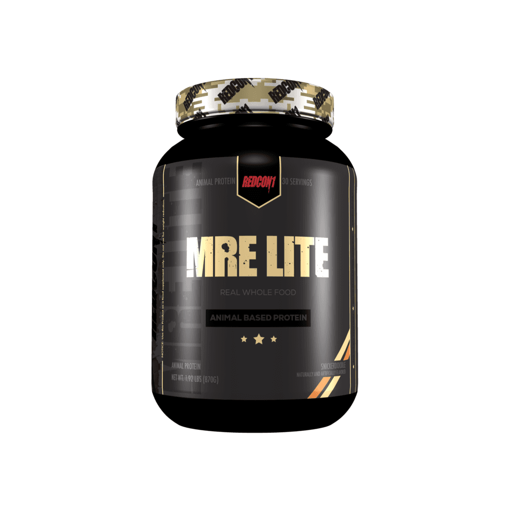 MRE Lite Animal Based Protein Redcon1