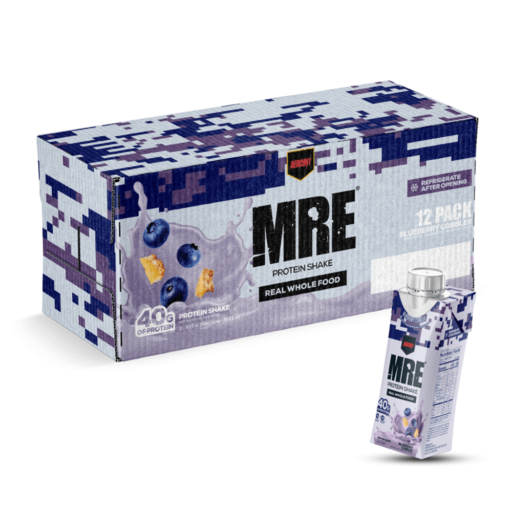 MRE RTD Protein Shake Redcon1
