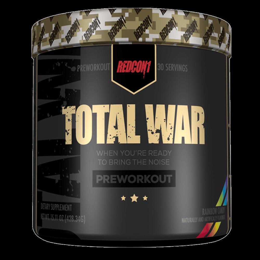 Total War Preworkout Redcon1