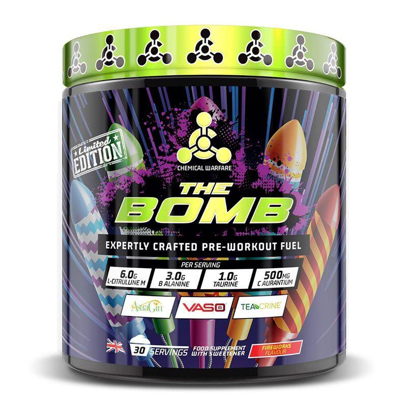 The Bomb Edition Limitée Chemical Warfare