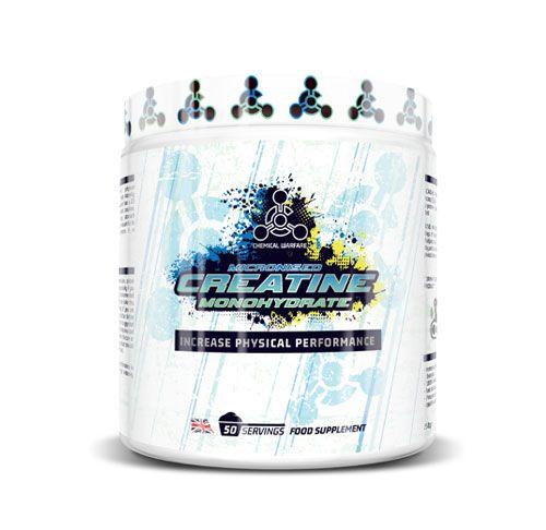 Créatine Monohydrate Chemical Warfare