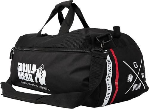 Norris Hybrid Gym Bag Gorilla Wear