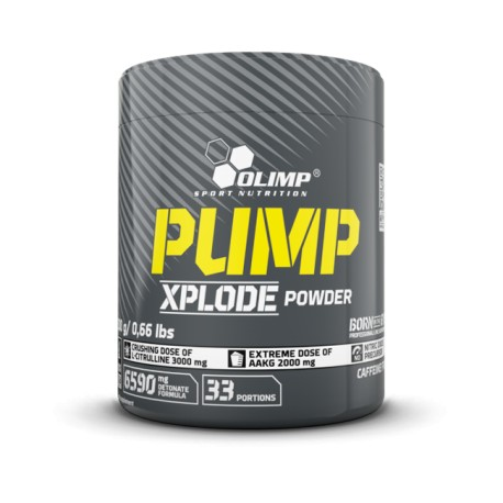 Pump XPLODE Powder Olimp Nutrition