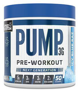Pump 3G Applied Nutrition