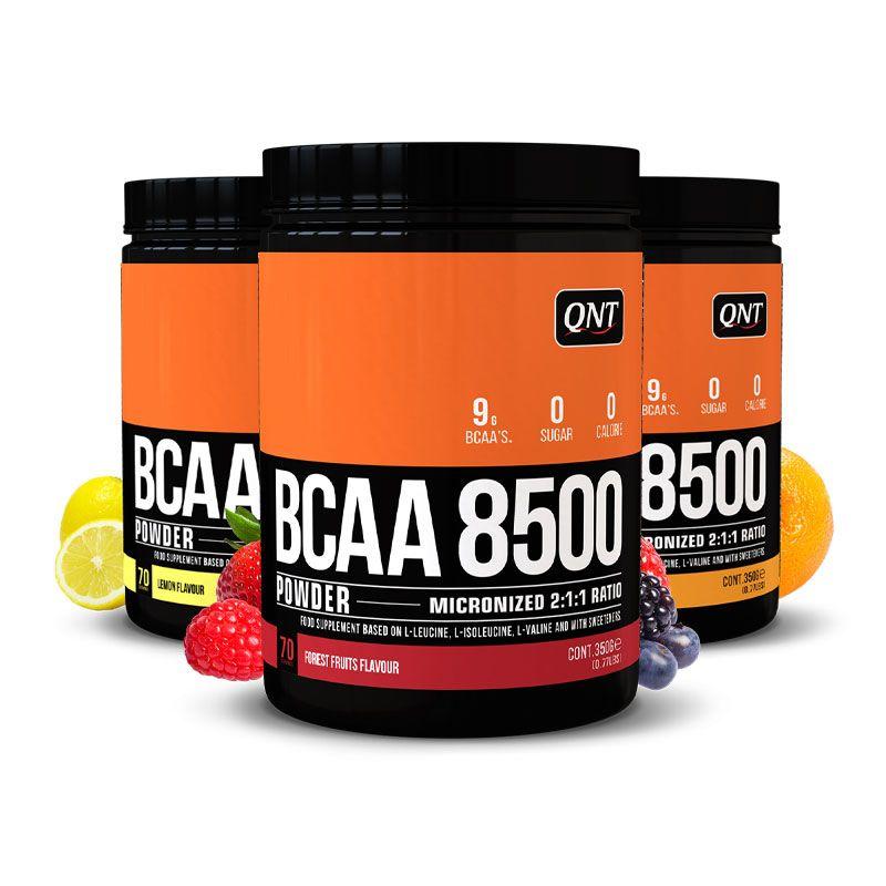 BCAA 8500 Powder QNT