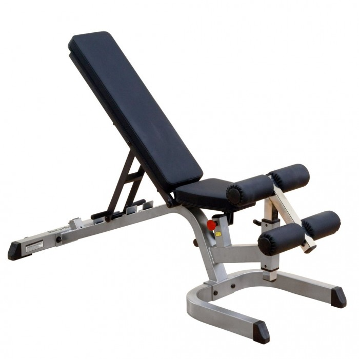 Banc inclinable plat et robuste Body-Solid GFID71
