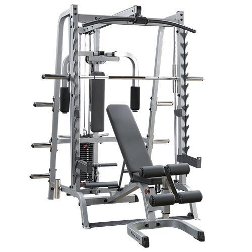 Body-Solid Série 7 Smith Machine Option complète GS348FB