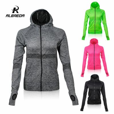Sweat-shirt fitness zip plusieurs coloris
